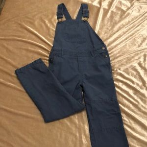 Genuine OshKosh overalls! So cute!